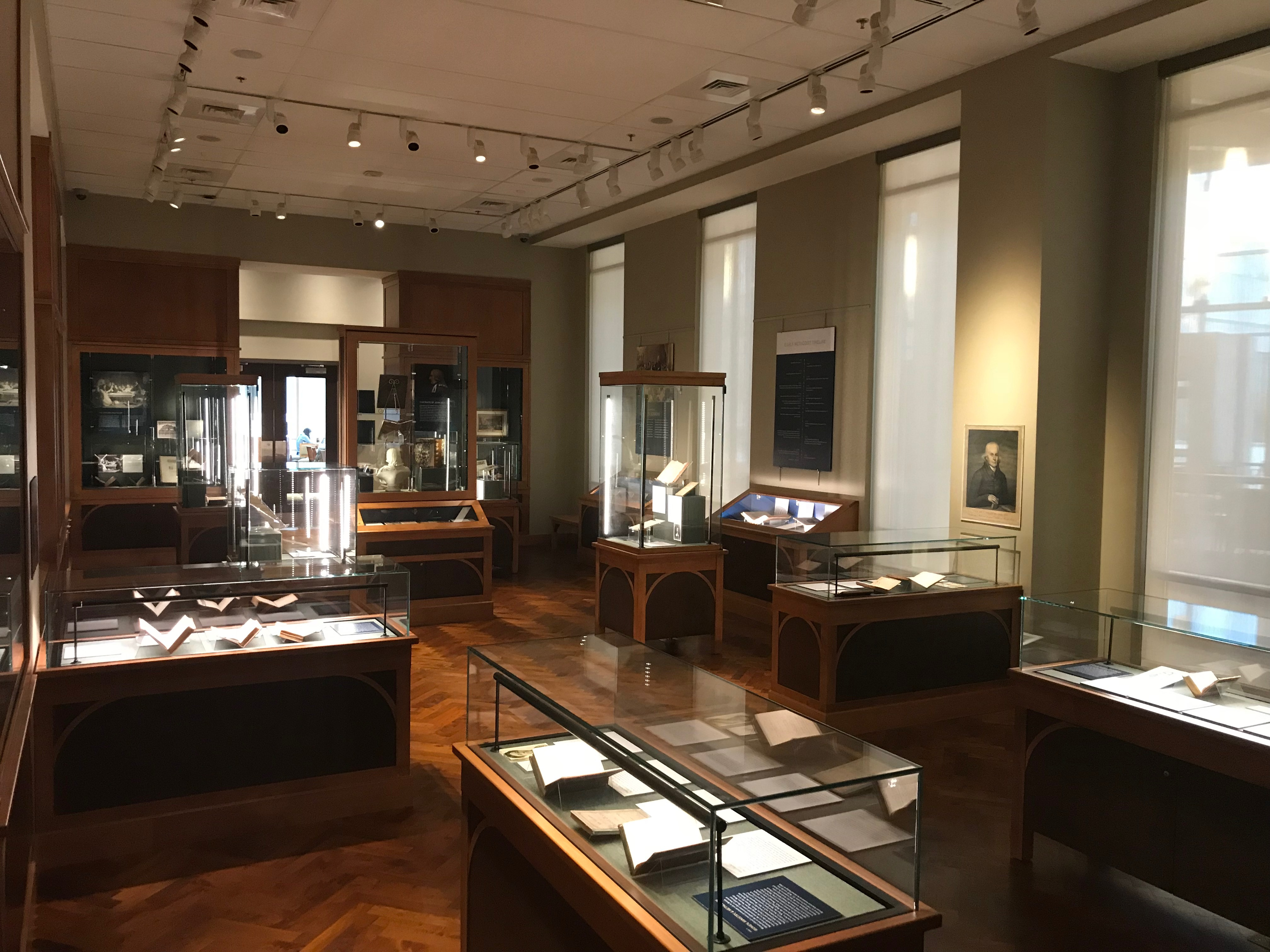 Pitts Library Exhibition Gallery