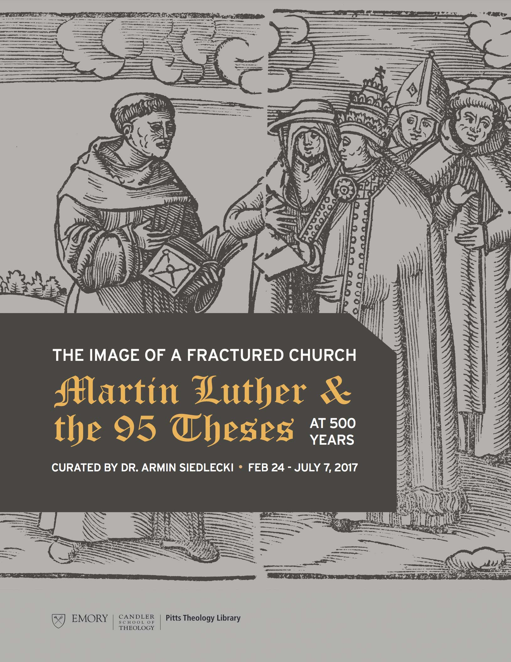 The Image of a Fractured Church: Martin Luther and the 95 Theses at 500 Years