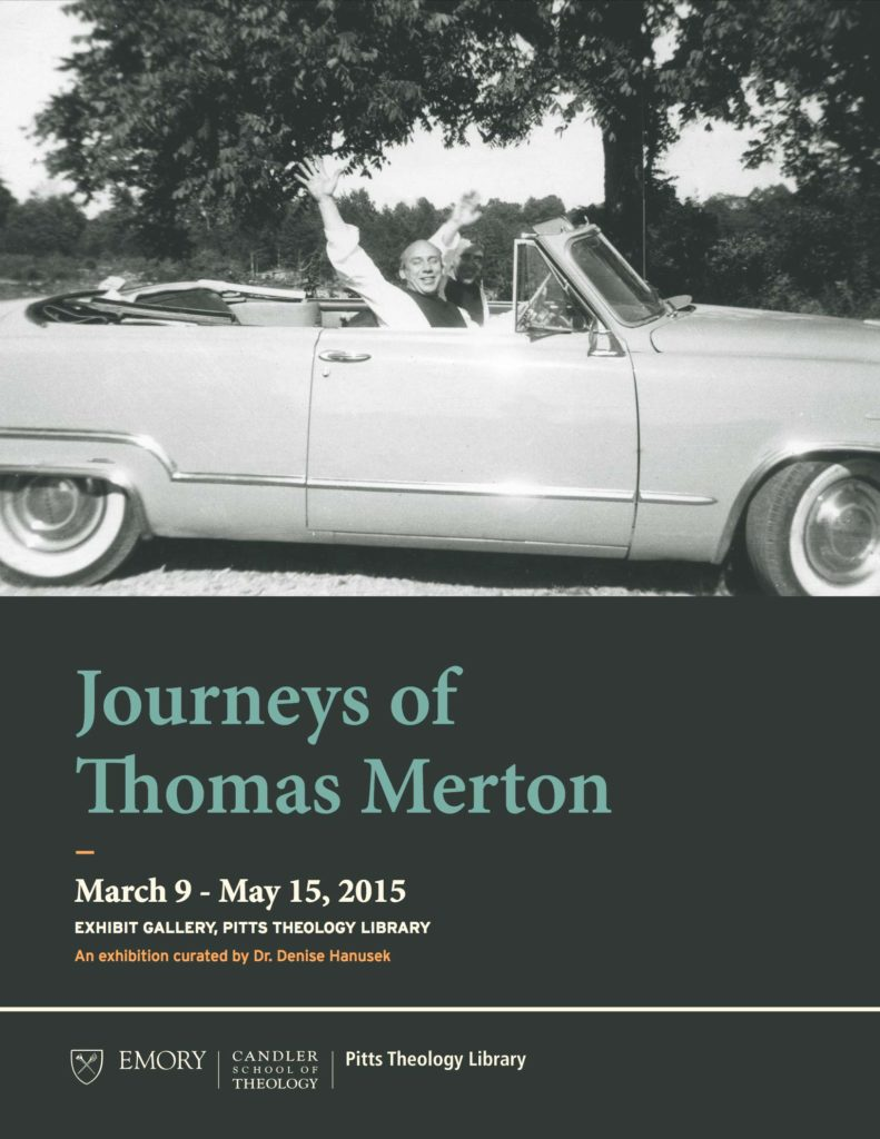 Journeys of Thomas Merton