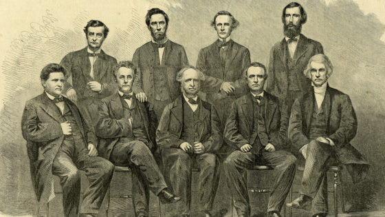 The Southern Methodist Bishops