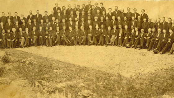 Methodist Episcopal Church, South, General Conference photograph (New Orleans, 1866)